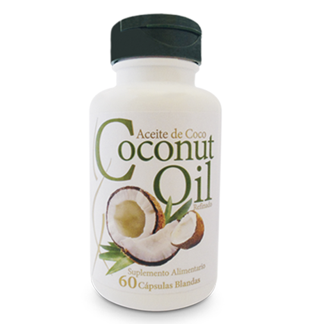 Coconut Oil Knop Laboratorios